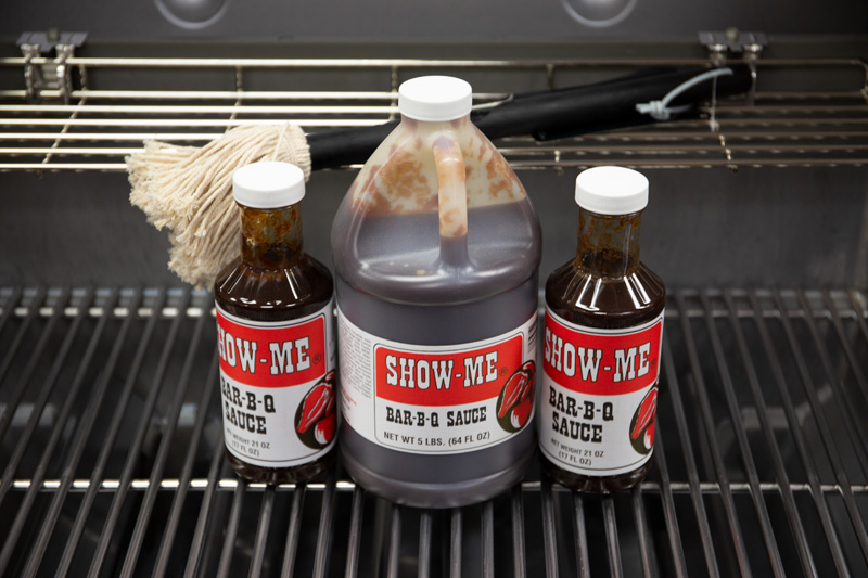 SHOW-ME Sauce: Best Sauce In-House!
