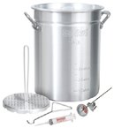 3025 Aluminum 30 Qt Turkey Fryer
