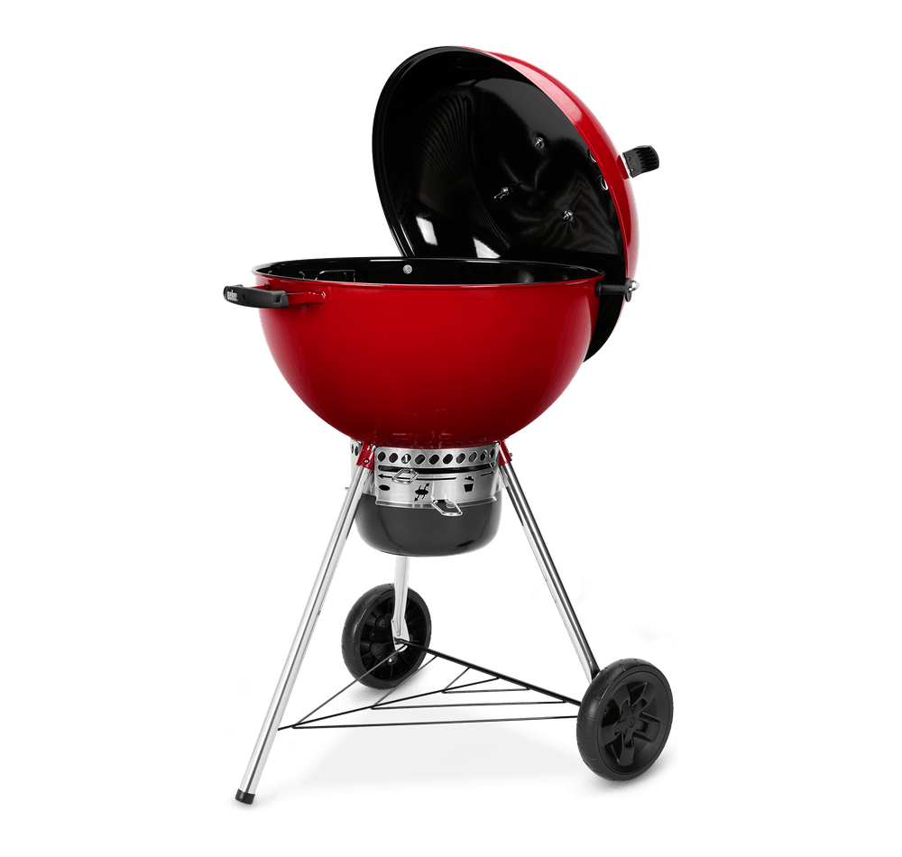 Original Kettle Premium Limited Edition Charcoal Grill 22 Red