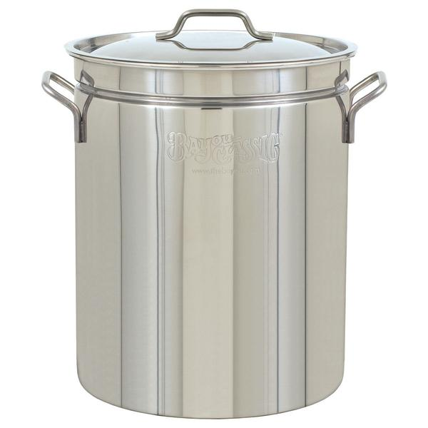 32 Qt. Stainless Steel Pot