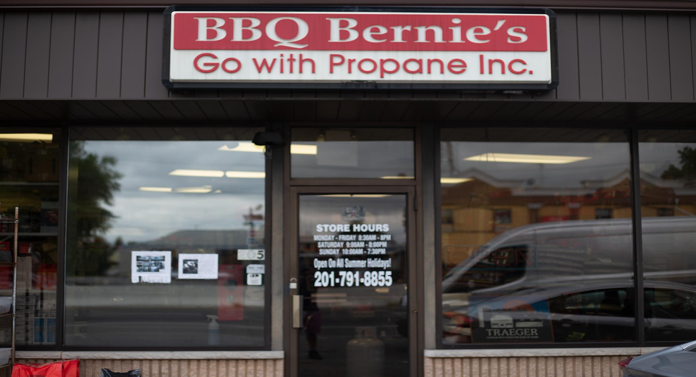 BBQ Bernies